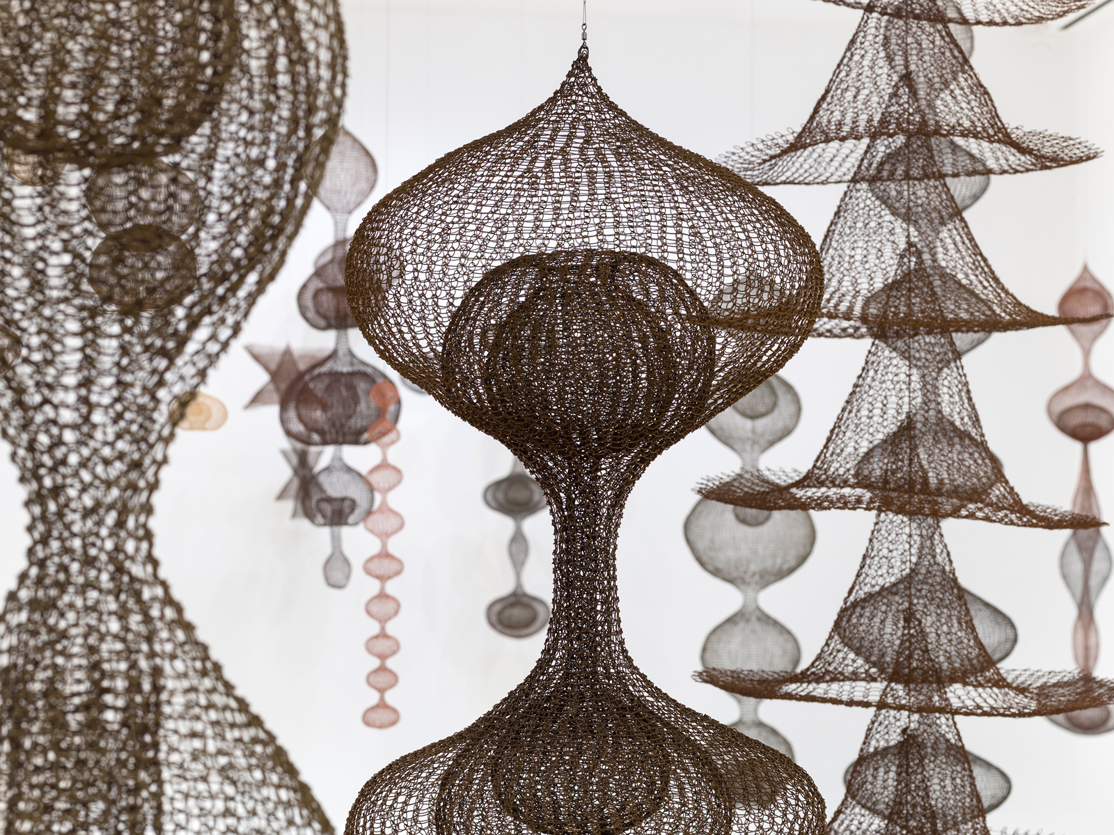 Ruth Asawa: Tending the Metal Garden | by Zack Hatfield | NYR Daily ...