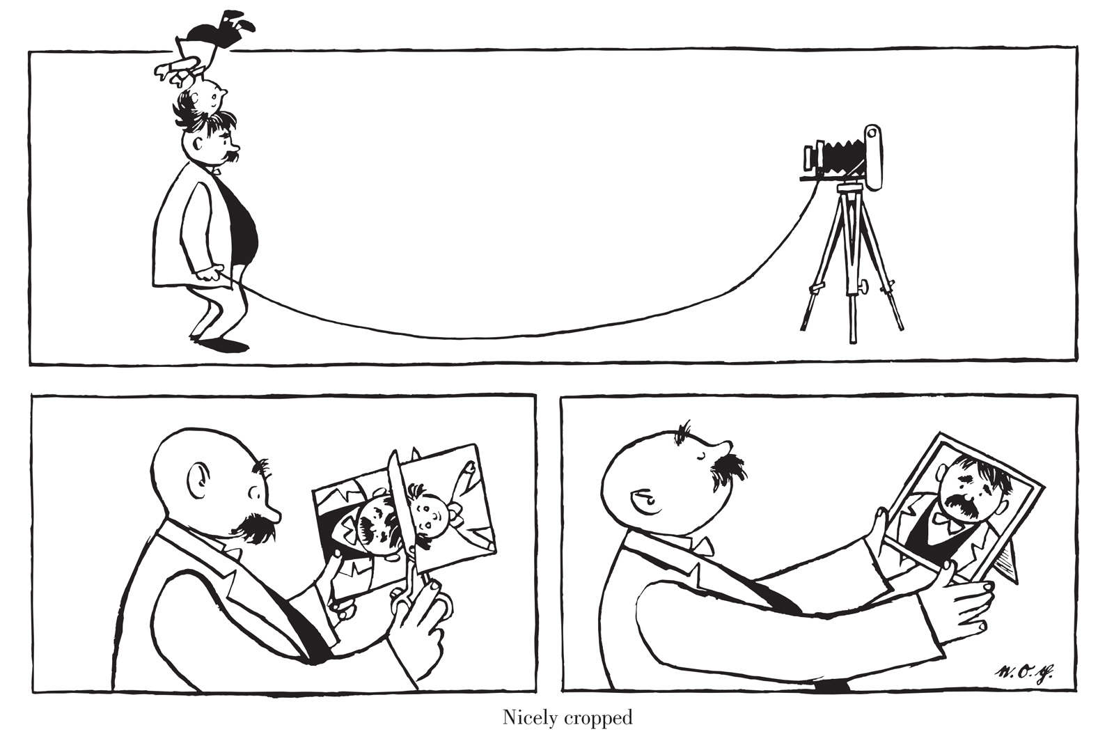 Beloved & Condemned: A Cartoonist in Nazi Germany | by Elke Schulze ...