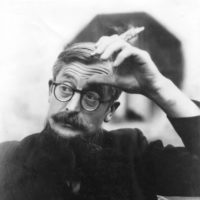 William Empson, circa late 1940s