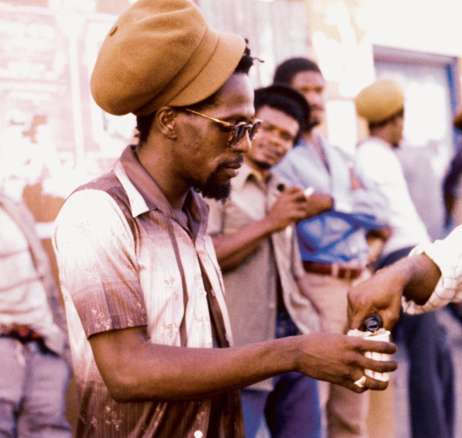 Swagger & Pomp: Jamaica's Dancehall Style | by Lucy McKeon