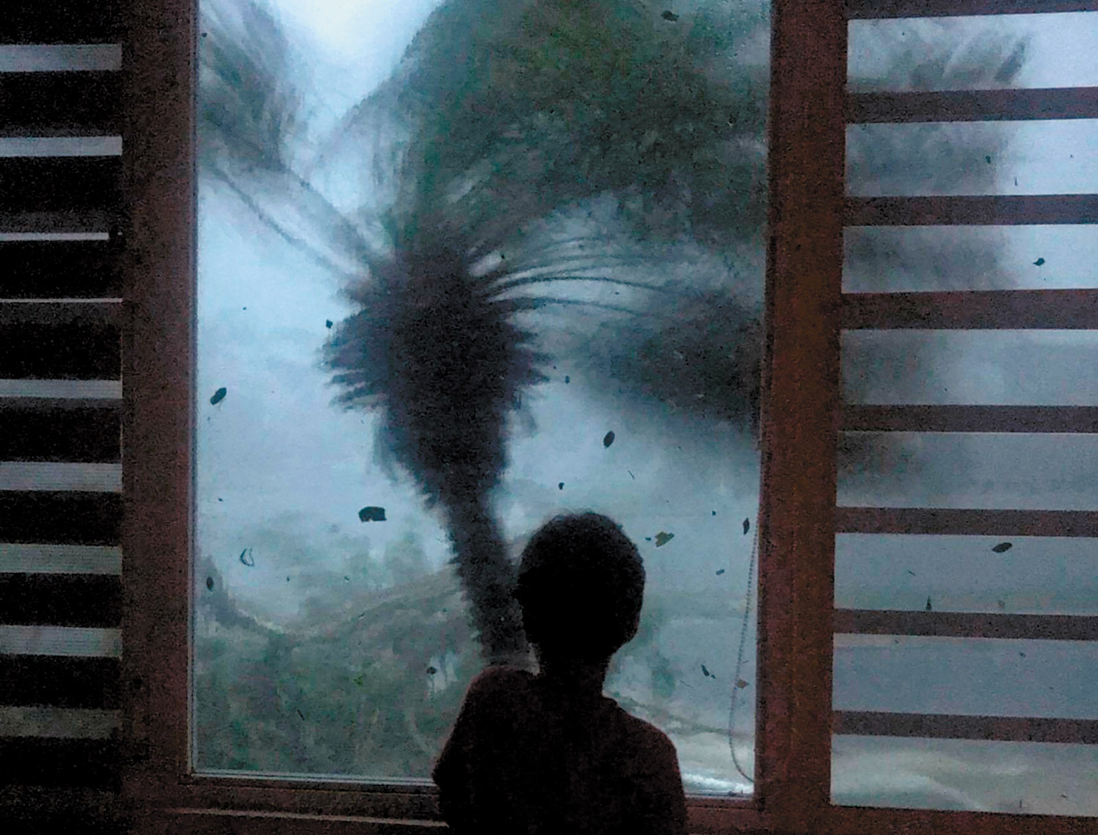 Hurricane Maria, Juncos, Puerto Rico, September 20, 2017