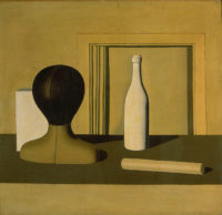 Giorgio Morandi: Large metaphysical still life, 1918
