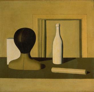 Giorgio Morandi: Large metaphysical still life, 1918