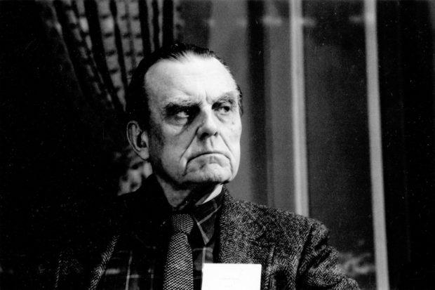 Czesław Miłosz, New York City, 1986