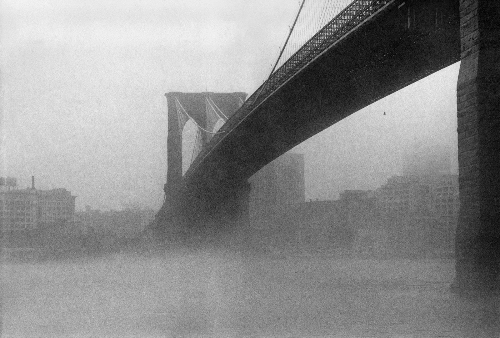 hart crane brooklyn bridge