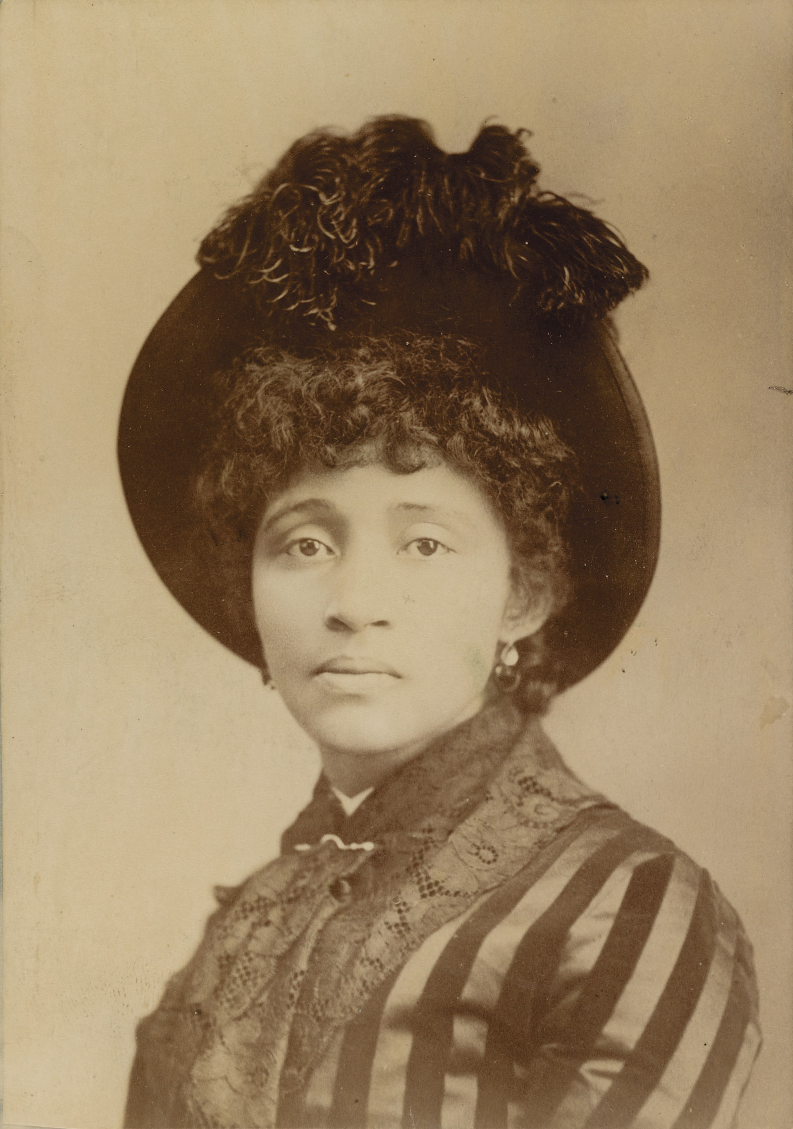 Lucy Parsons, 1886