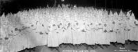 Ku Klux Klan paraders, Muncie, Indiana, 1922