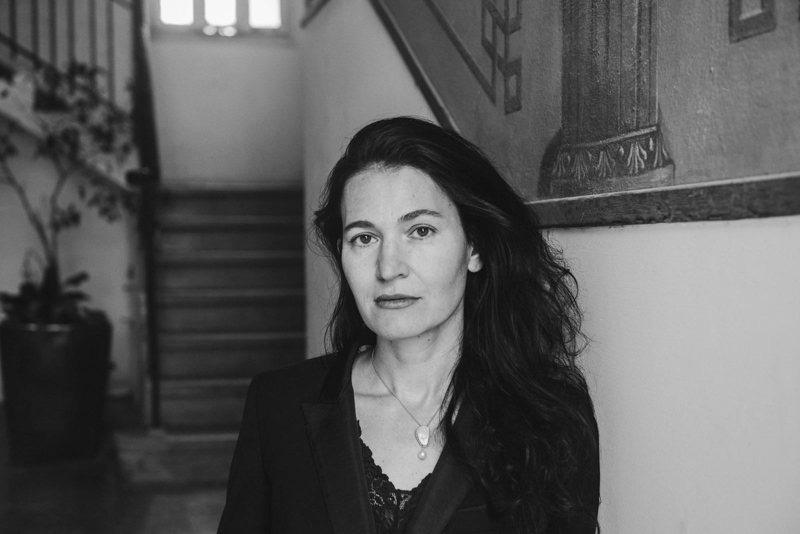 Nicole Krauss, Tel Aviv, 2016