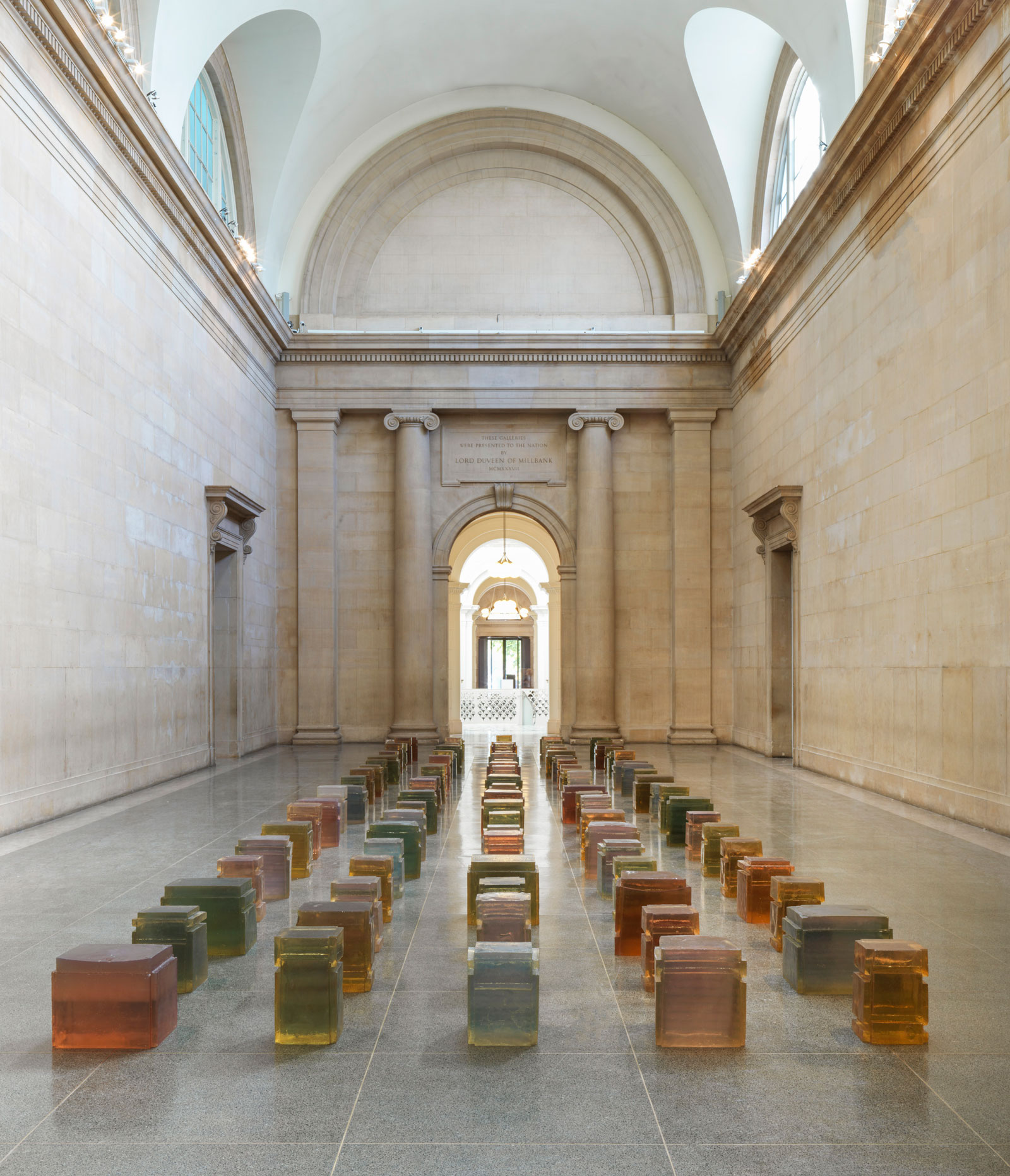 Rachel Whiteread S Solid Air By Jenny Uglow Nyr Daily