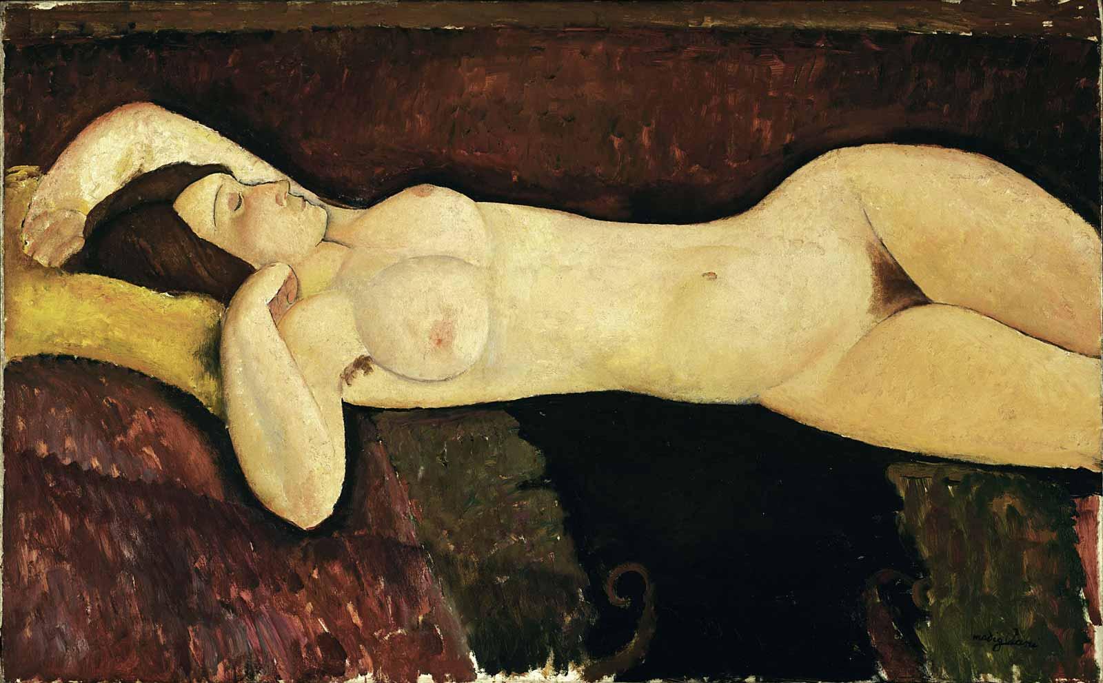 modigliani-reclining-nude