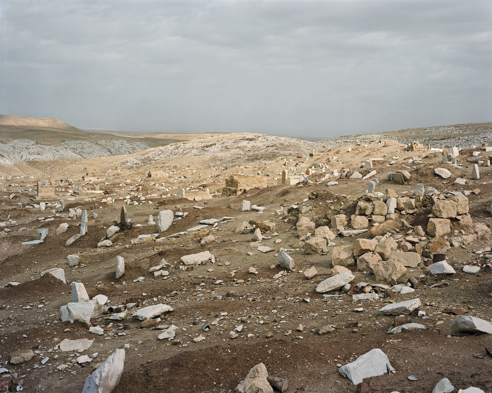 Nabi Musa, West Bank, January 19, 2010; photograph by Stephen Shore from the exhibition Stephen Shore, on view at the Museum of Modern Art, New York City, through May 28, 2018. The catalog is by Quentin Bajac, with contributions by David Campany, Kristen Gaylord, and Martino Stierli. It is published by MoMA.