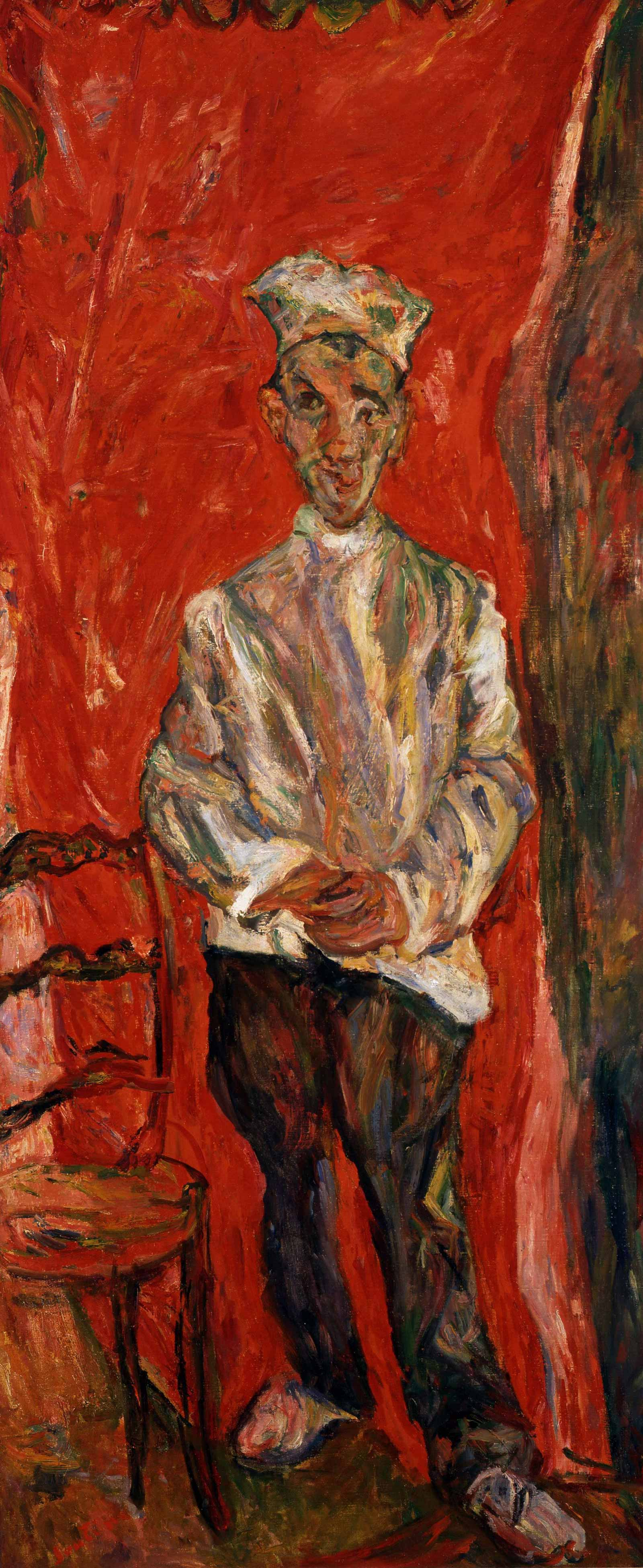 Chaïm Soutine: the Butcher, the Baker, the Candlestick ...