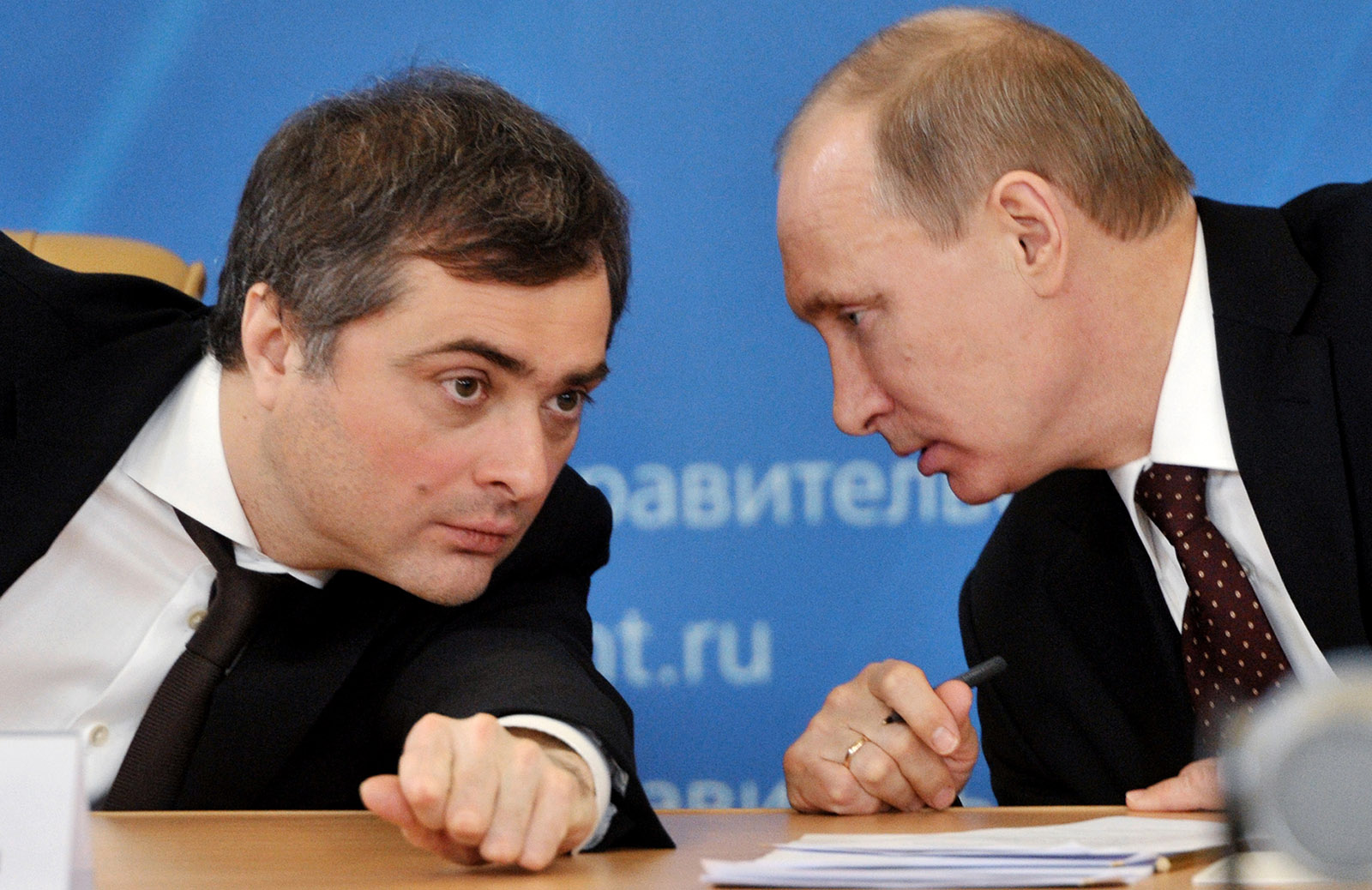 Image result for Vladislav Yuryevich Surkov