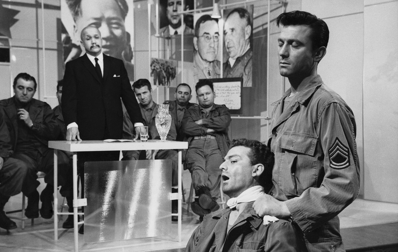 manchurian candidate psychological analysis The manchurian candidate is a 1962 hollywood film based on the idea that  it represented a new psychological twist  the film defied plot analysis or genre .