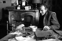 Louis-Ferdinand Céline, Meudon, France, 1957
