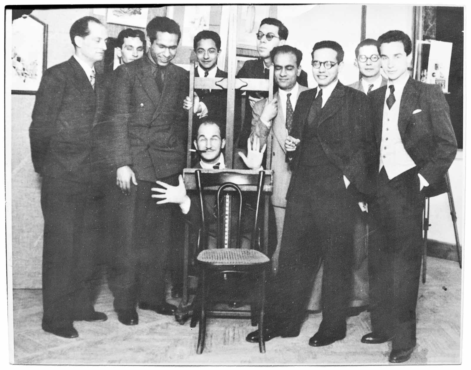 Art et Liberté: Egypt's Surrealists | by Charles Shafaieh | NYR