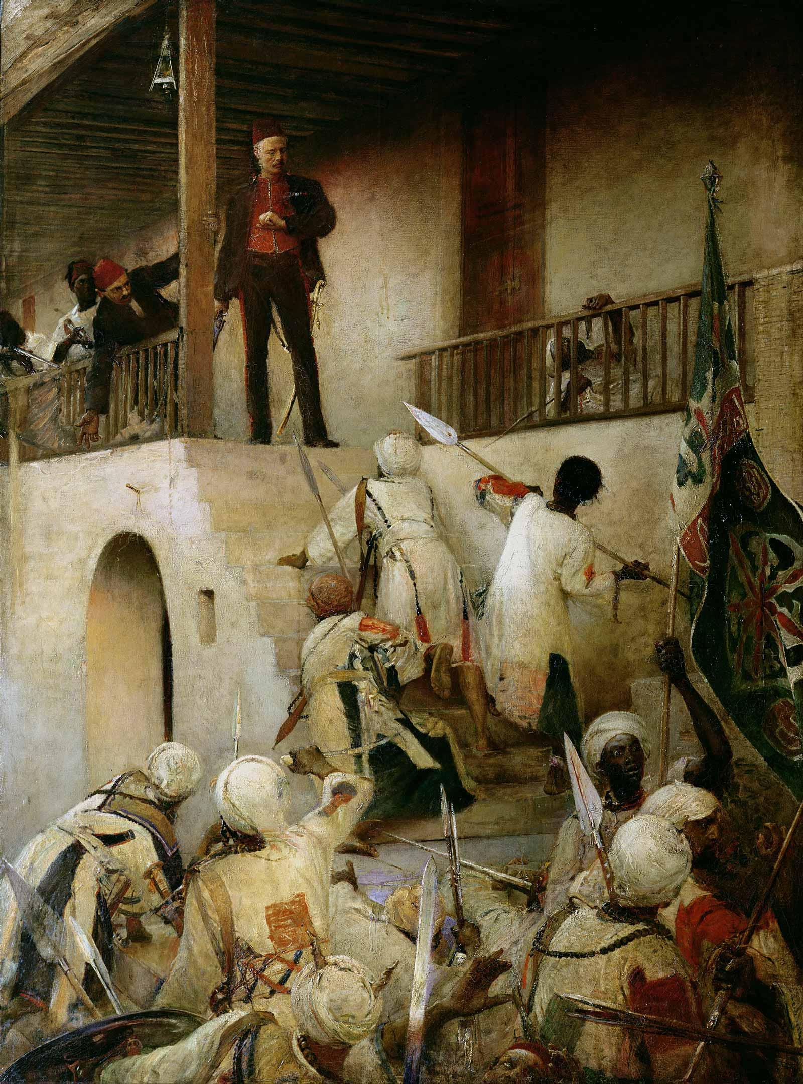 18th century india debate