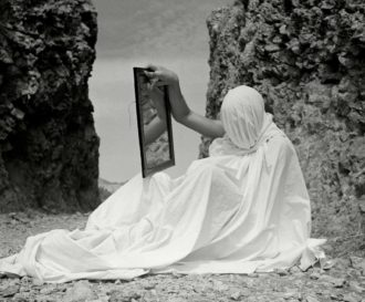 Herbert List: Spirit of Lycabettus XIII, Athens, Mount Lycabettus, 1937
