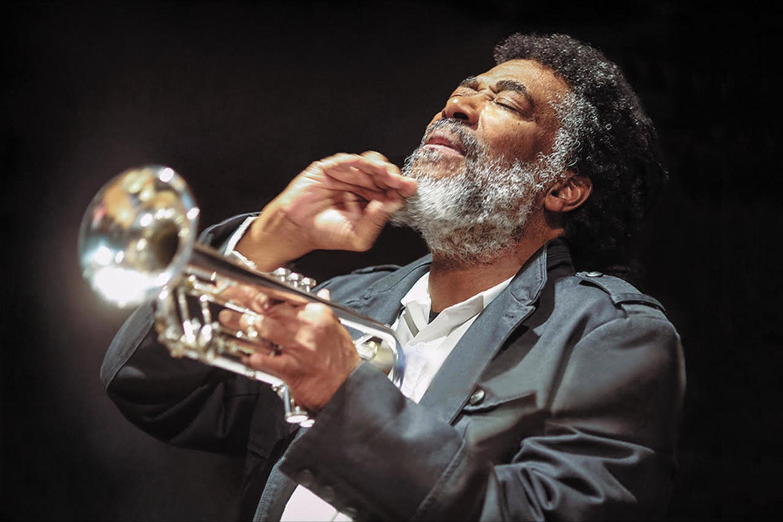 Wadada Leo Smith at the Montreal Jazz Festival, July 2016
