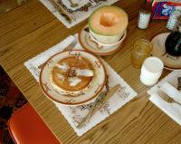 Stephen Shore: Breakfast, Trail's End Restaurant, Kanab, Utah, August 10, 1973