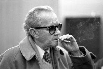 Juan Rulfo in 1985