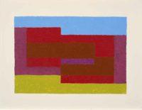 Josef Albers: To Mitla, 1940