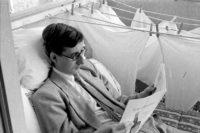 Freeman Dyson, Ithaca, New York, circa 1952