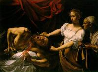 Caravaggio: Judith Beheading Holofernes, circa 1598–1599