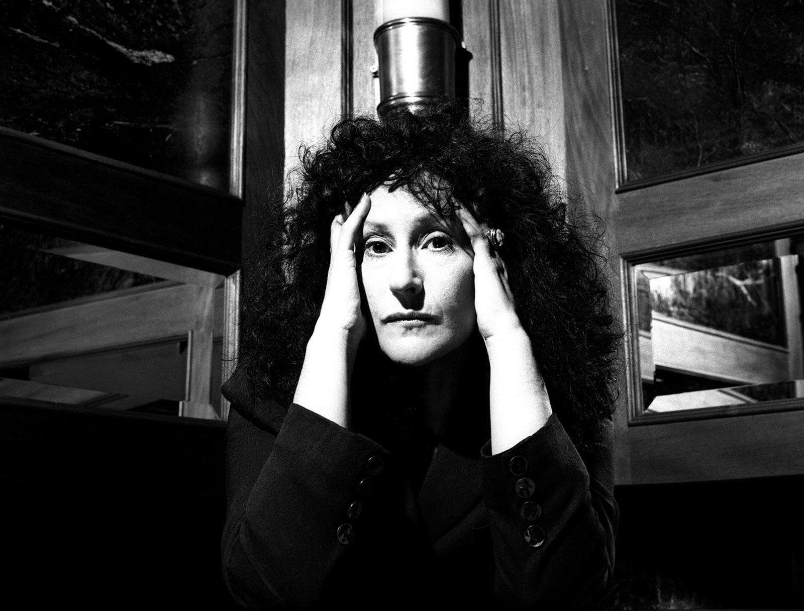 Lynne Tillman, New York City, October 1990