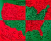 Faith Ringgold: United States of Attica, 1971–1972