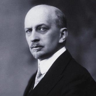 Ivan Ilyin, circa 1920