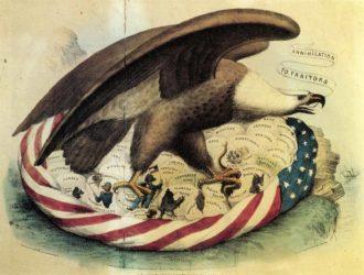 E.B. and E.C. Kellogg: The Eagle's Nest, 1861