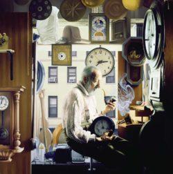 Max Ferguson: Time (oil painting), 2006