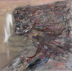 Leon Golub: Tete De Cheval II, 1963