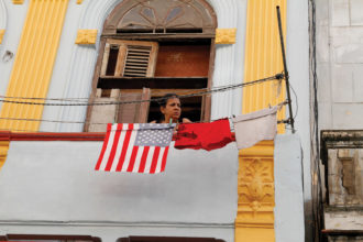 Havana, Cuba, December 2016; photograph by Ken Light