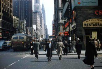 New York City, 1960