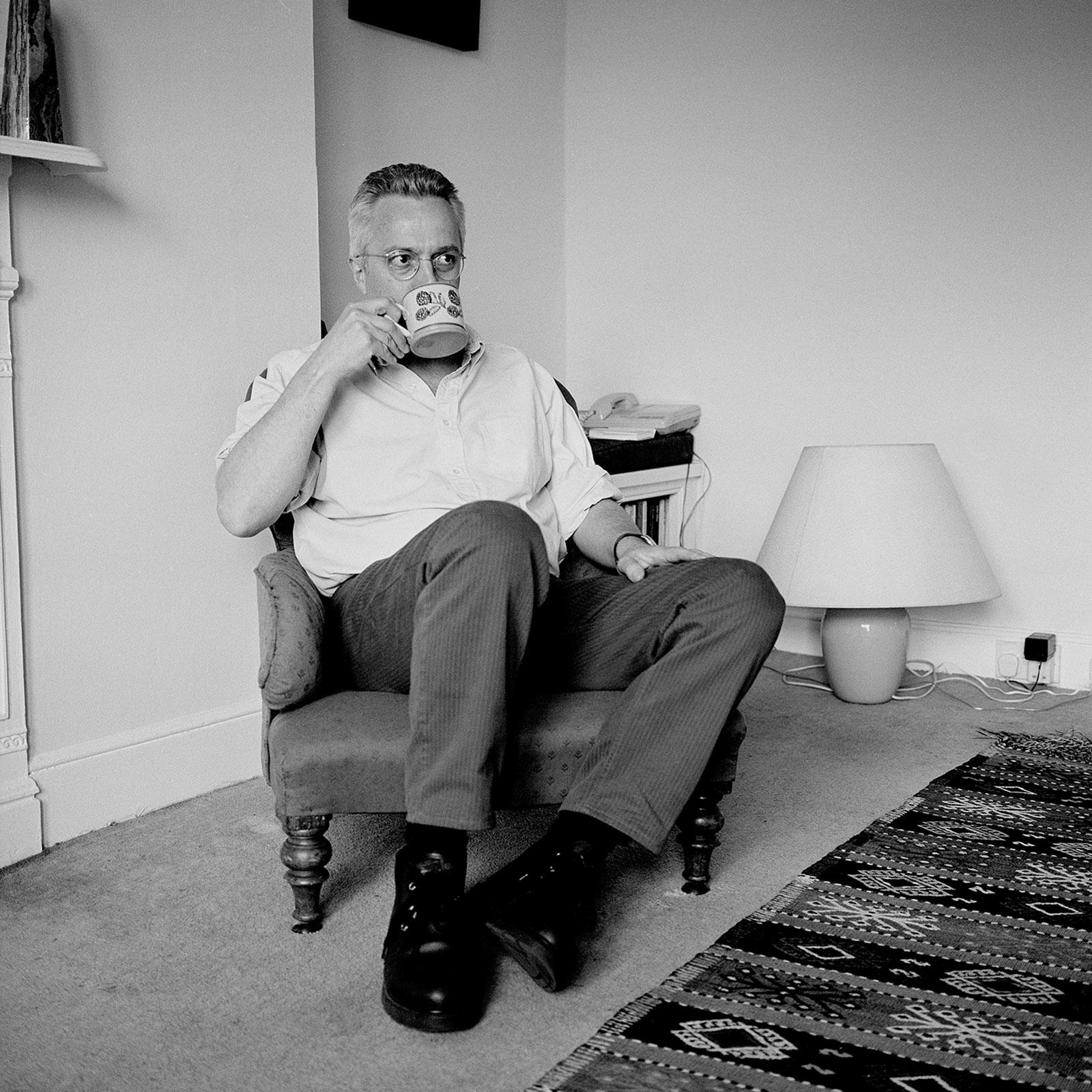 Alan Hollinghurst, circa 2005
