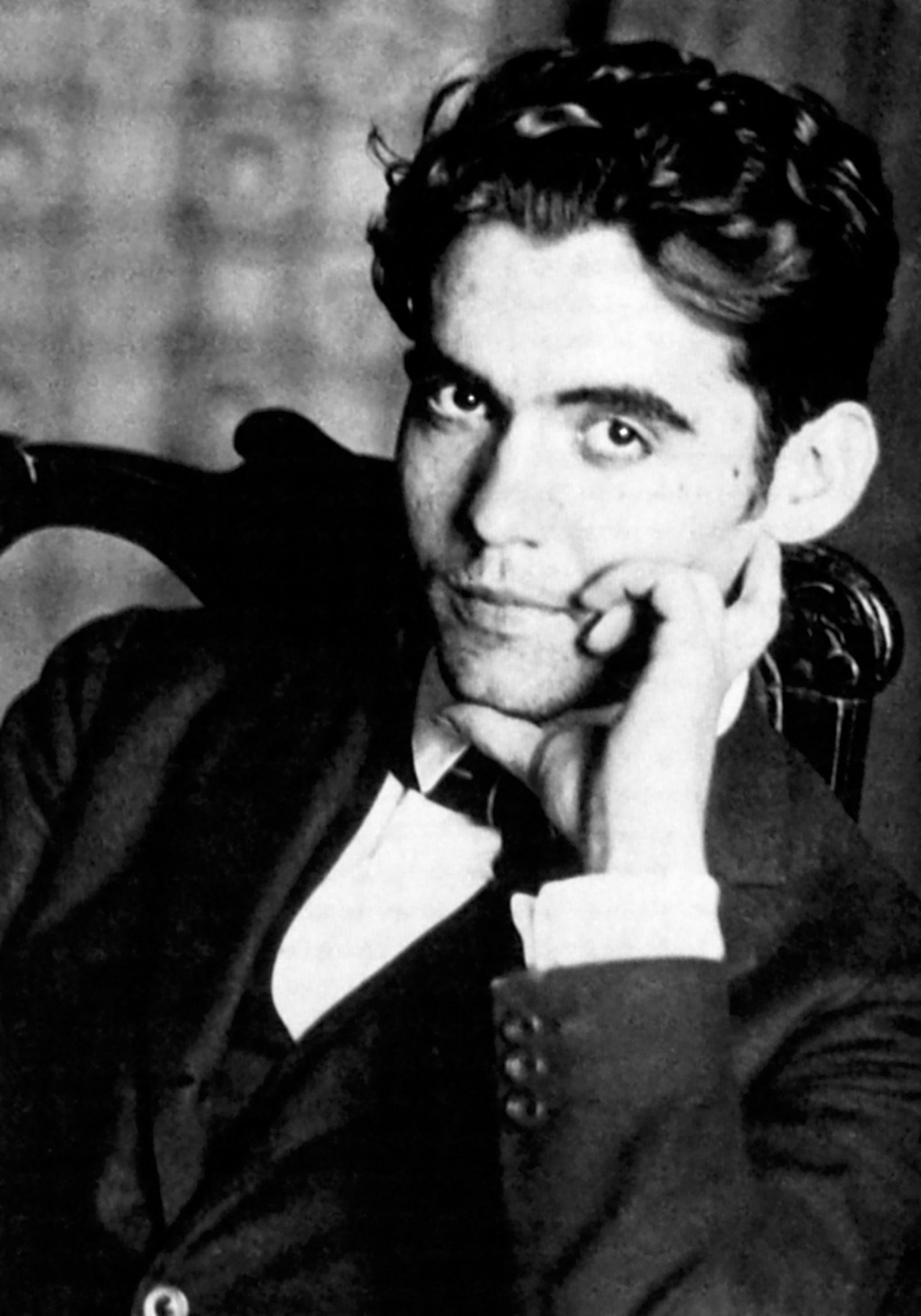 Federico García Lorca, date unknown