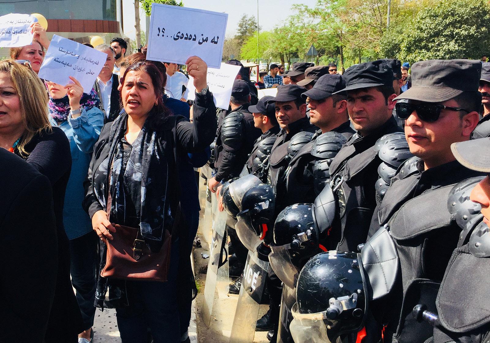 My Kurdish Oppressor