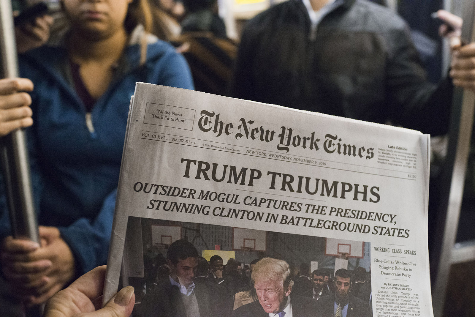 Why Trump Is Winning and the Press Is Losing