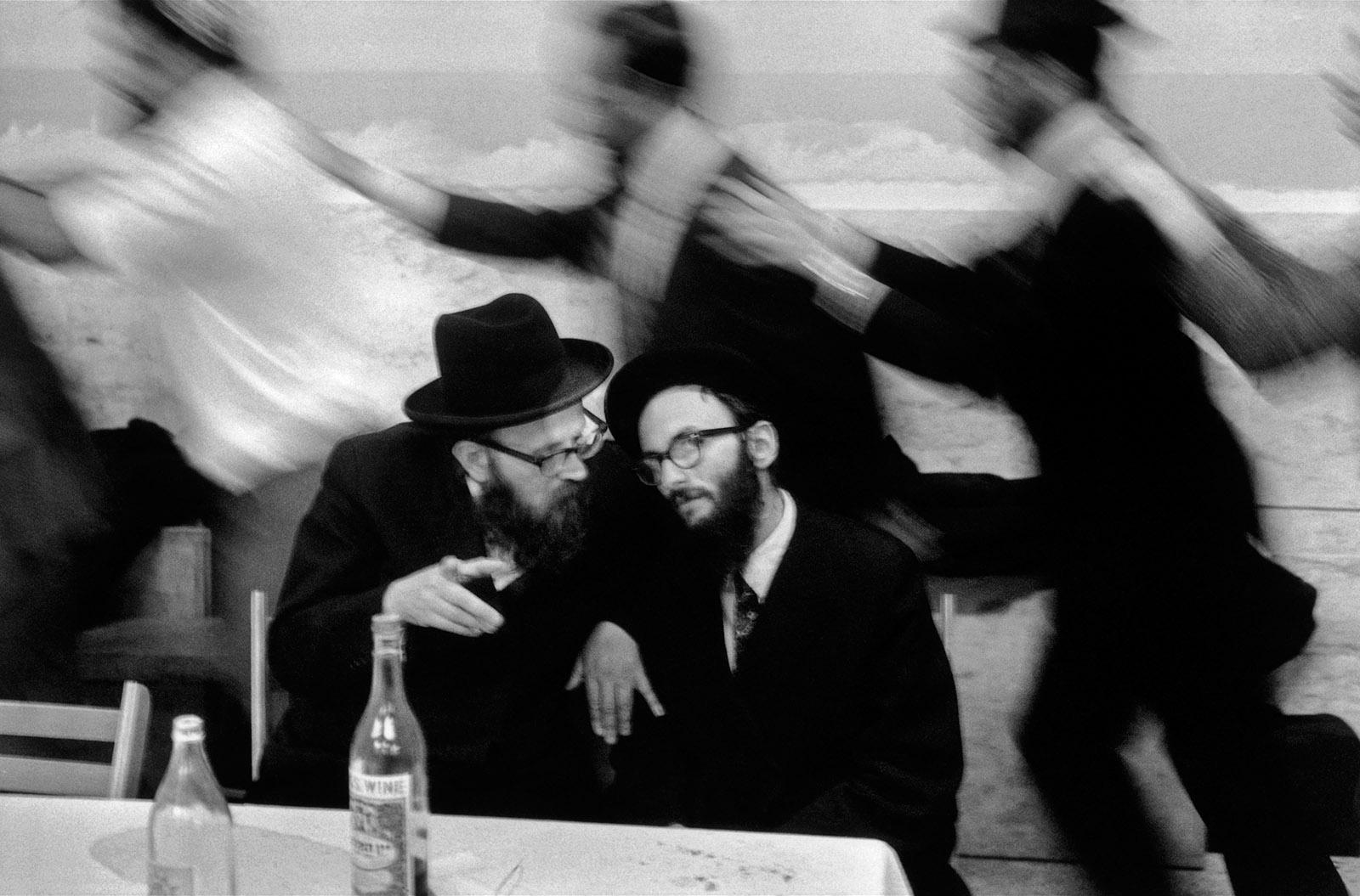Jerusalem, 1972; photograph by Leonard Freed