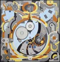 Gerald Murphy: Watch, 1925