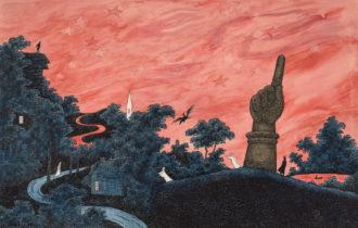 Edward Gorey: Haunted America, 1990