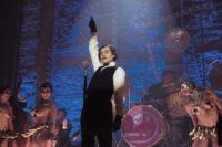 Severija Janušauskaitė as the nightclub singer Svetlana Sorokina in Babylon Berlin