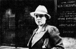 Anna Seghers, Paris, circa 1940