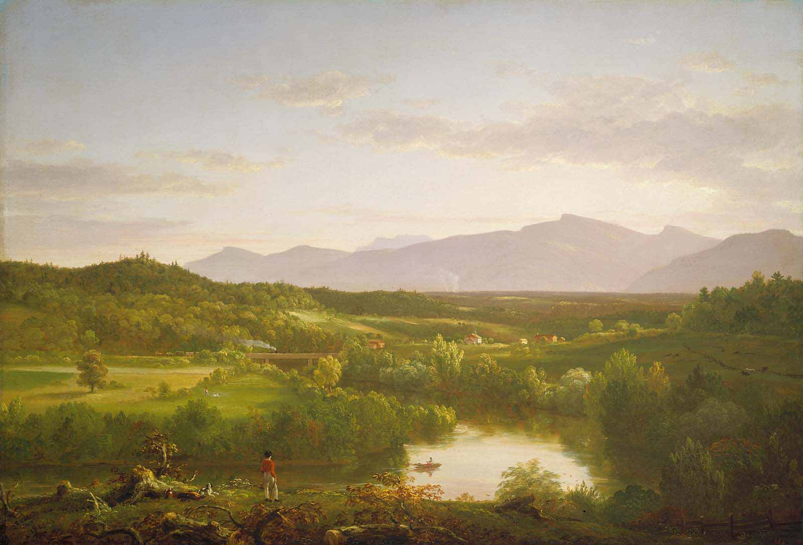 Thomas Cole A Conservative Conservationist The New York