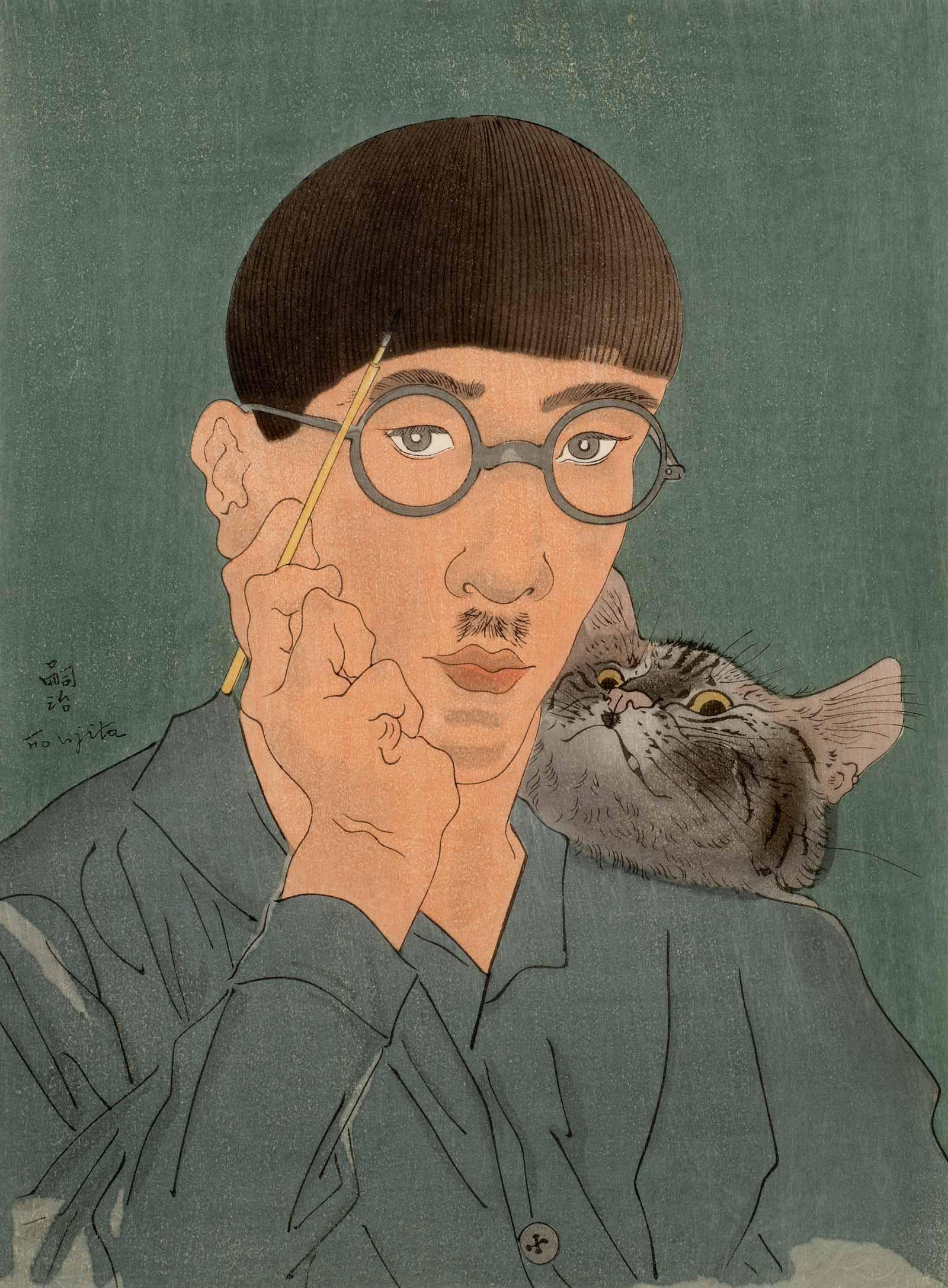 Foujita: Imperial Japan Meets Bohemian Paris   by Aaron ...