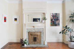 Medium Tings gallery, Crown Heights, Brooklyn, 2018