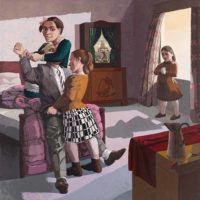 Paula Rego: The Family, 1988