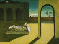 Giorgio de Chirico: The Soothsayer's Recompense, 1913
